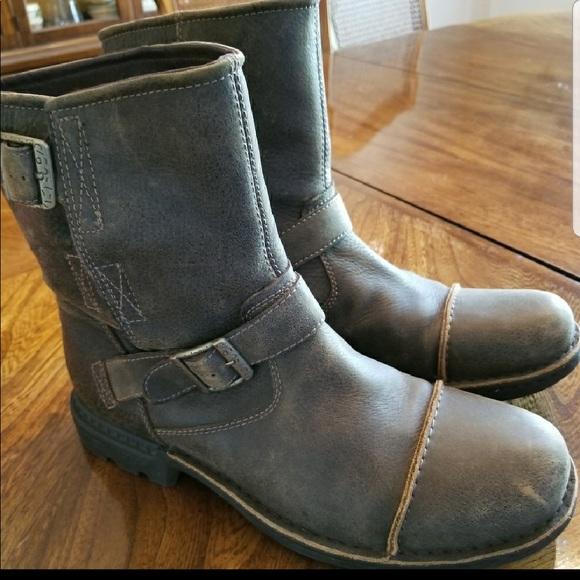 972d3662cb1 Men's Ugg Boots soft leather Messner